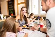 Restaurant im Familienhotel-Berger